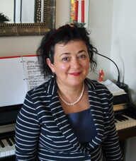 Book an Appointment with Polina Melamed for Piano